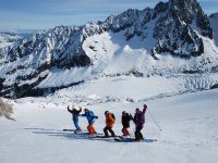 Pre-season performance ski courses