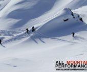 Off piste ski courses