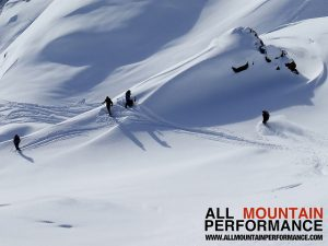 intermediate ski courses