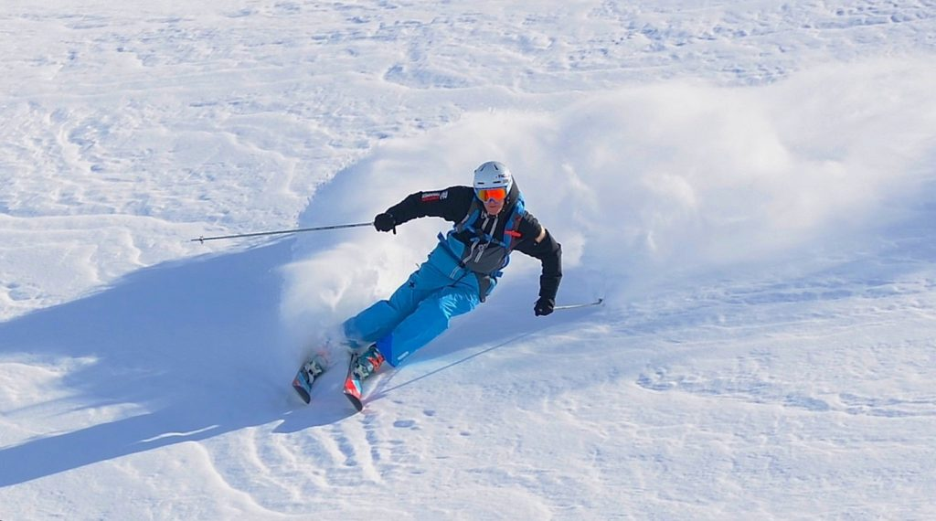 Performance ski coaching