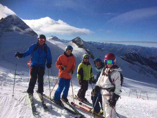 Hintertux Ski Course