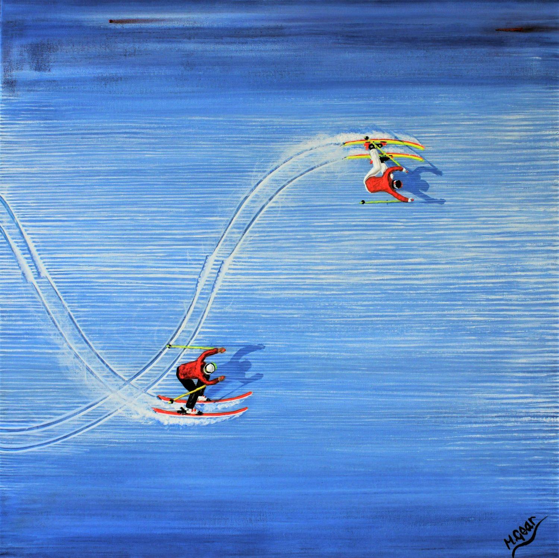Original Ski Art